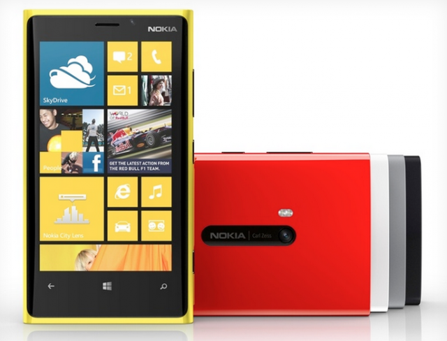 Nokia Lumia 920 UK Release