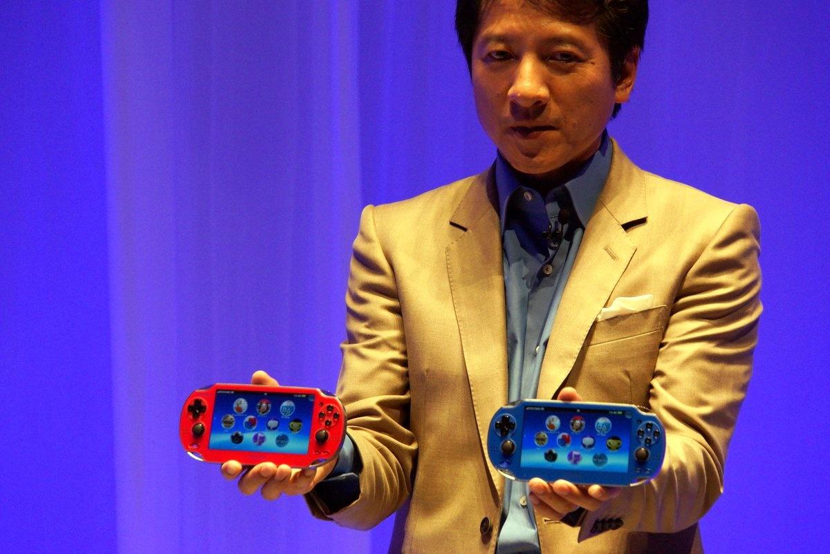 Новая версия портативной консоли Playstation Vita была представлена компанией Sony