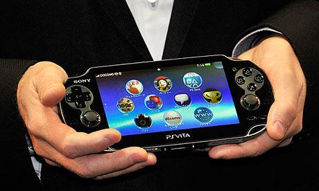 PS Vita New Games