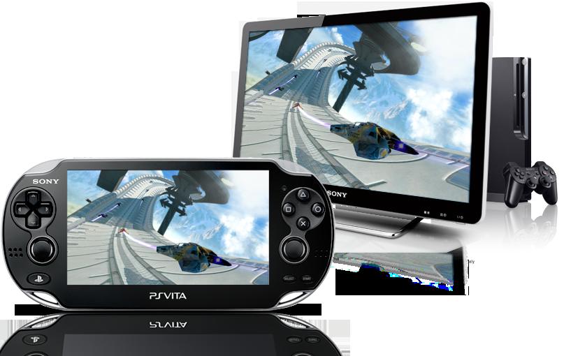 PS Vita PS 3 Cross Functionality Vs Wii U