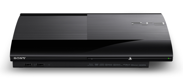 playstation 3 super slim edition officially revealed With playstation 3 super slim edition officially revealed