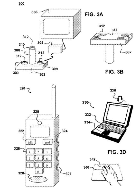Playstation 4 Biometrics Patent