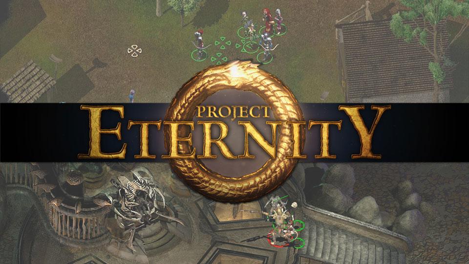 Project Eternity Kickstarter Stretch Goals