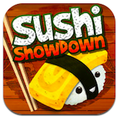 Sushi Showdown Max iPhone Game Review