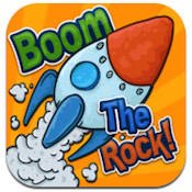 Boom the Rock iPhone game