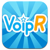 VoipR iPhone app