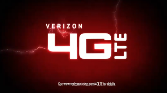 Verizon LTE Coverage Expansion