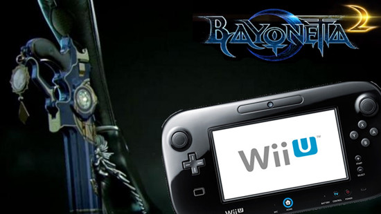 Wii U GamePad Bayonetta 2 Bayonetta 2 Exists Because Of Nintendo And Wii U, Says Platinum