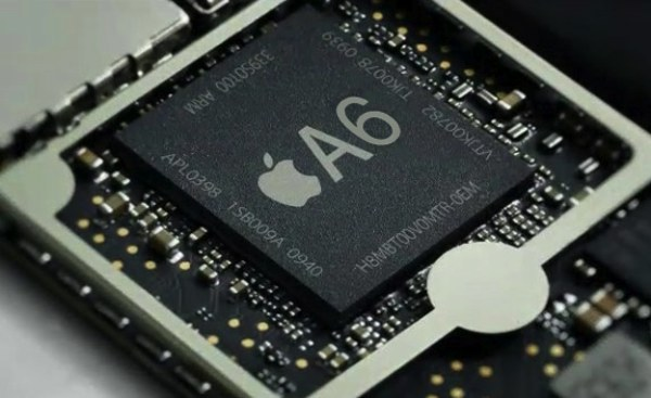 A6 Processor, Designed by Apple, Manufactured by Samsung