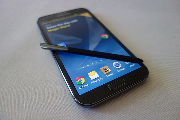 Samsung Galaxy Note 2 Review Full Feature Rundown Tapscape