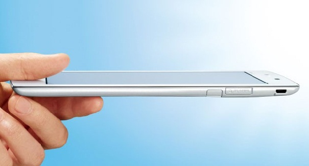 iPad Mini alternative Nec Medias Tab UL 1
