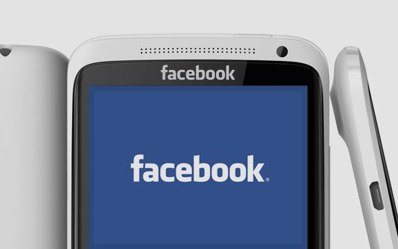 iPhone 5 competitor Facebook Phone