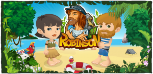 Game Review: Robinson by Pixonic
