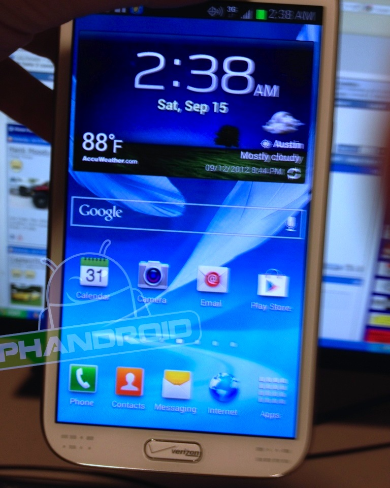 Galaxy Note 2 Coming To Verizon But Will Have Locked Bootloader