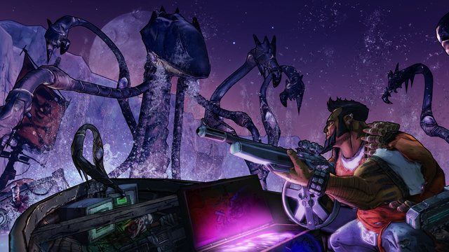 Borderlands 2 Pays Homage To Contra, Konami With Secret Mode
