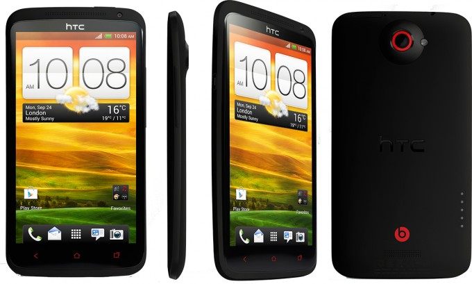 HTC One X+ Galaxy Note 2 Alternative