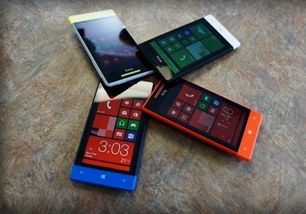 HTC Phone 8S