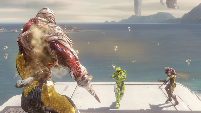 Halo 4 The Flood Halo 4 Goes Gold, The Flood Details Emerge