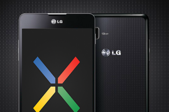 LG Optimus Google Nexus