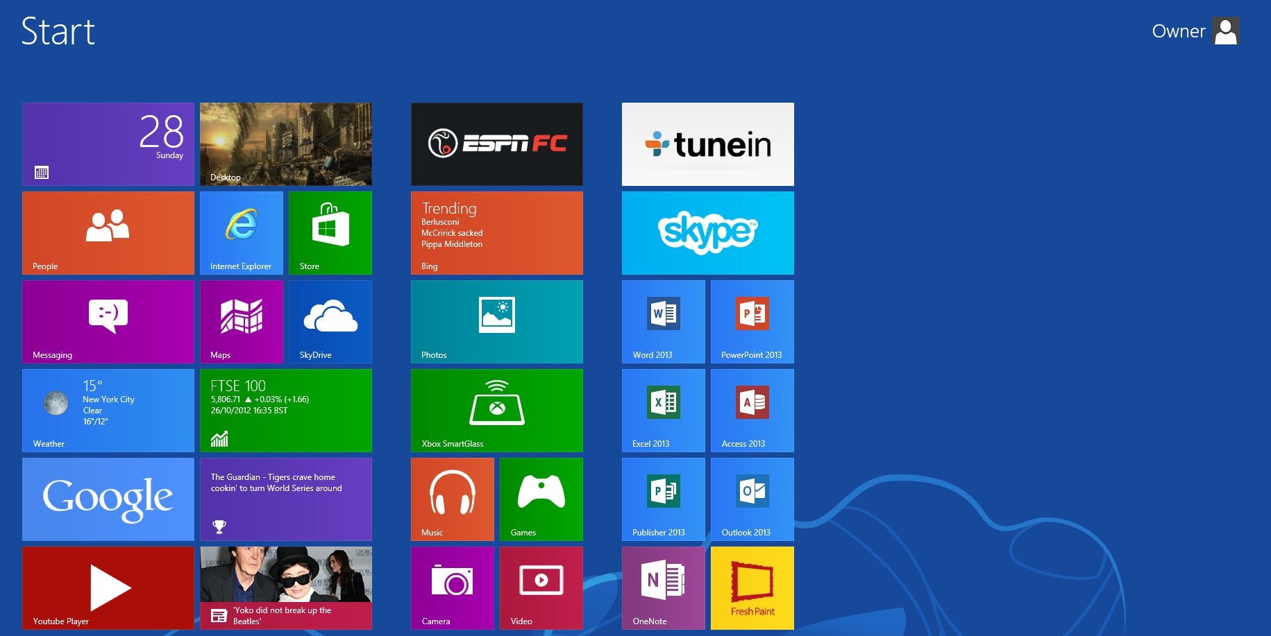 Differences between Windows RT and Windows 8