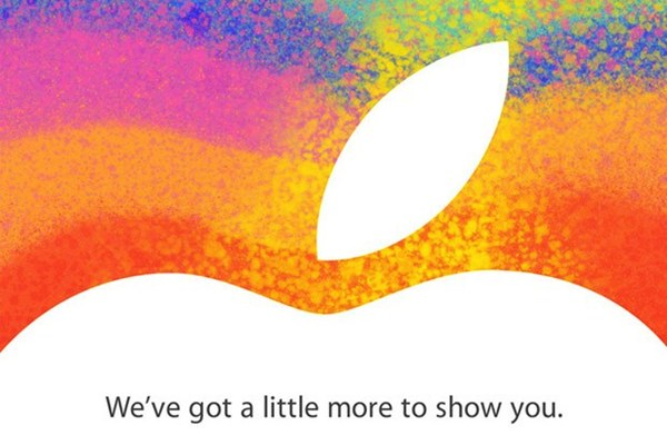 Tim Cook, Phil Schiller et al will likely introduce the iPad mini, but that sentence seems ripe for exploitation as the new Apple tagline