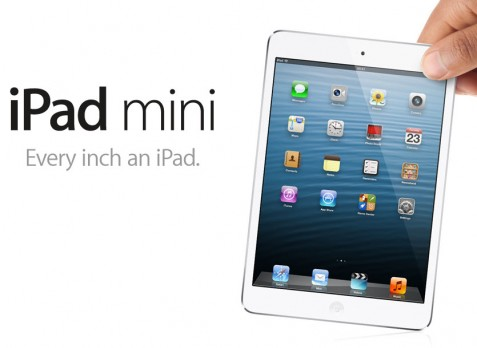 iPad Mini Ad