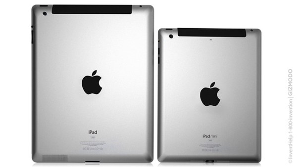 iPad mini Release Coming October 23? The Beard Says, Yep