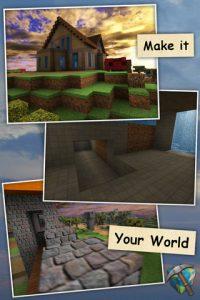 Block Earth for iPad: Minecraft Meets Lego