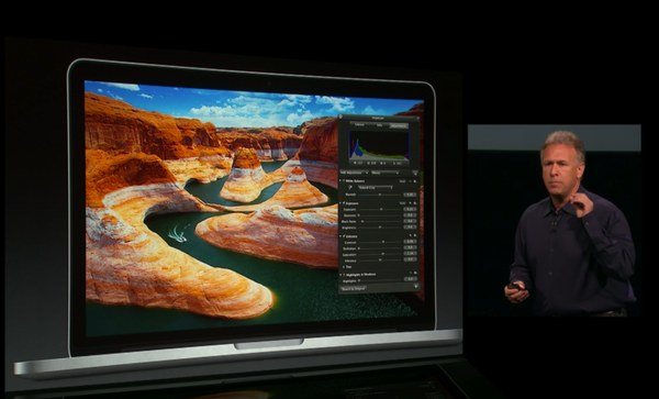 New Macs: Schiller introduces 13-inch Retina MacBook Pro, iMac, Mac mini