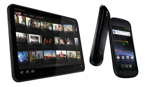 Google Nexus S Motorola Xoom Google Nexus S and Motorola Xoom wont be getting Android 4.2