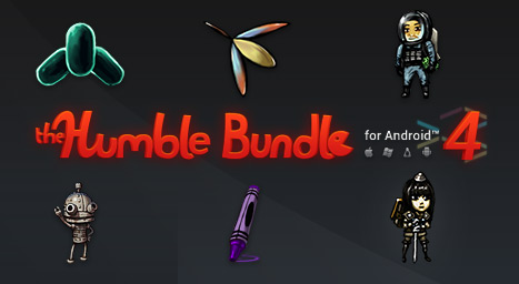 The Humble Bundle for Android is available now