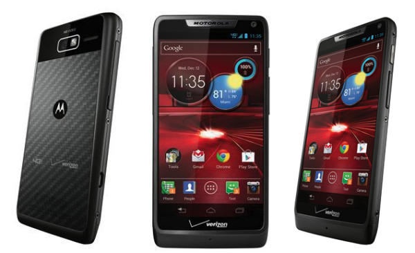 Black Friday Motorola Droid Razr M