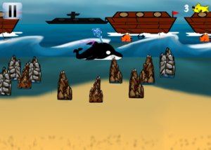 Beach Whale iPhone Game Review: A Whale of a Time