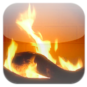 fireplace hd ipad app