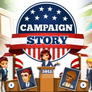 Can an Election Game Predict The American Election?