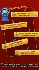 WordsWorth is a Wordtastic Puzzle Game for iPhone
