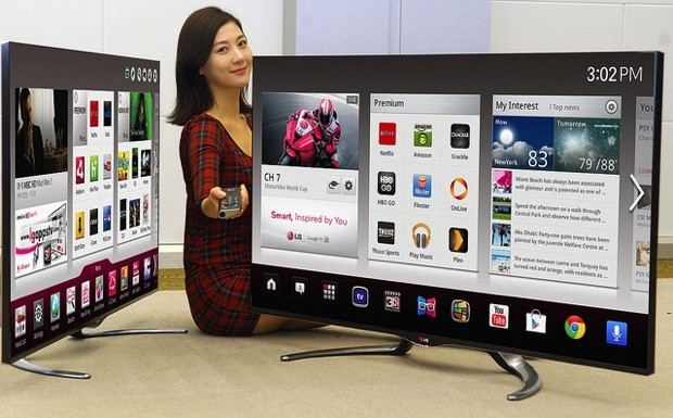 New Google TVs Coming from LG in 2013