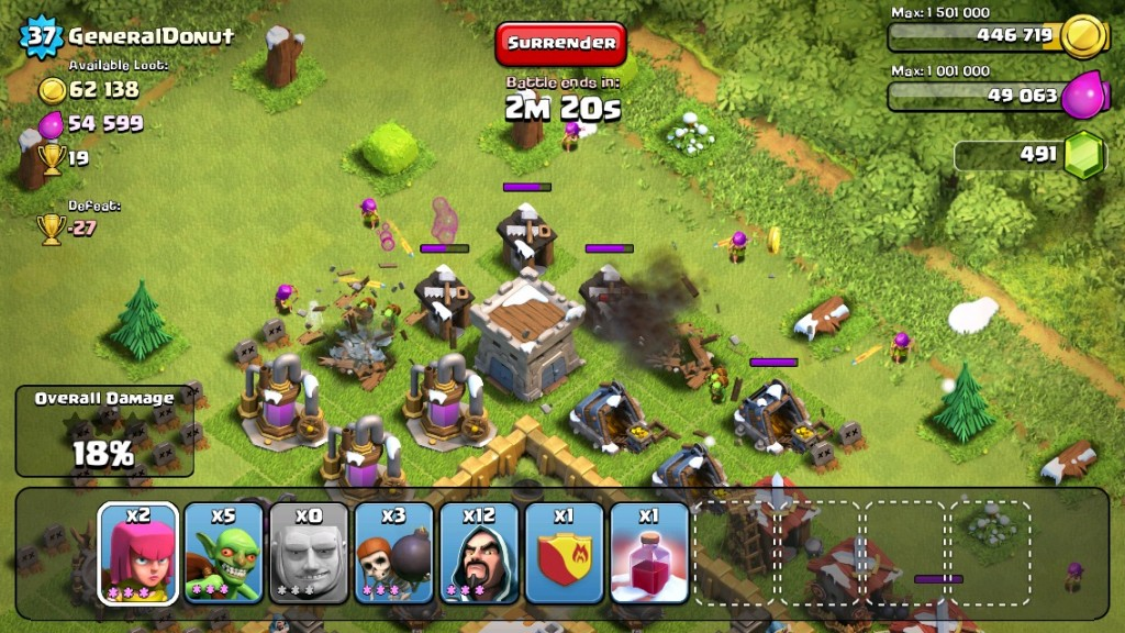IMG 1092 1024x576 Clash of Clans Strategy Guide
