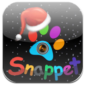 Snappet – Christmas Edition iPhone App Review: Holiday Pet Fun