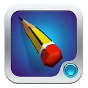 Draw-It, Push-It ipad game