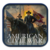 civil war interactive ipad app