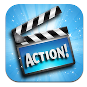 Action! iPhone App Review: Video Charade Guessing Game