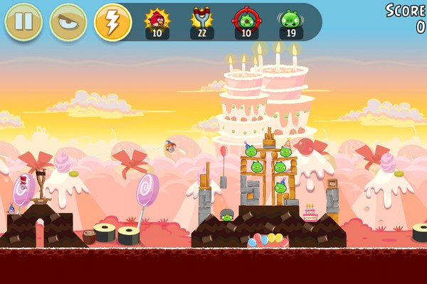 Angry Birds 3.0 Release Marks 3rd Anniversary