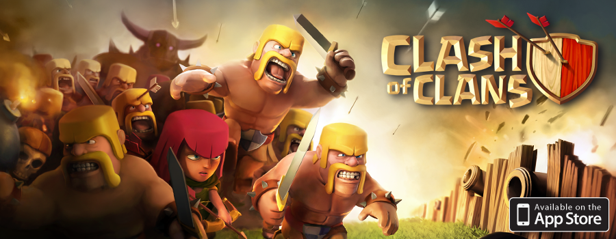 clash of clans banner Clash of Clans Strategy Guide