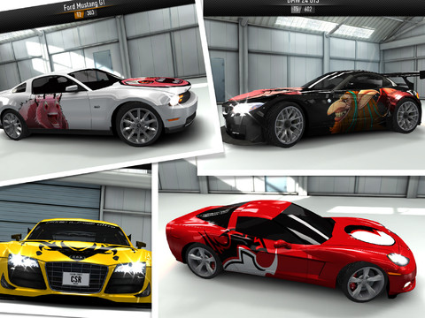 csr racing 3 CSR Racing now features Online Multiplayer