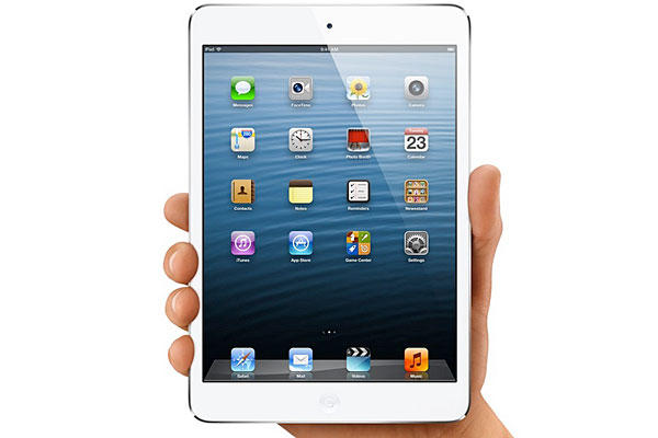 Next iPad Mini to Feature a Retina Display?