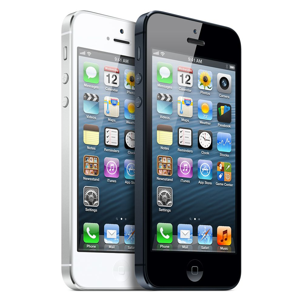 Is the iPhone 5 slipping in demand?