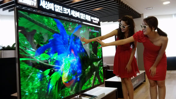 LG bringing high-res devices to CES 2013