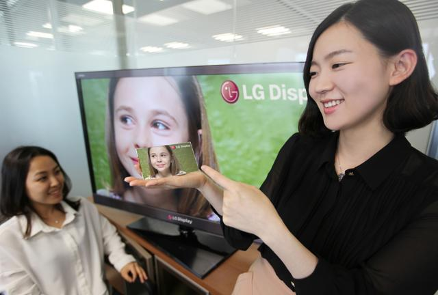 lg2 LG bringing high res devices to CES 2013