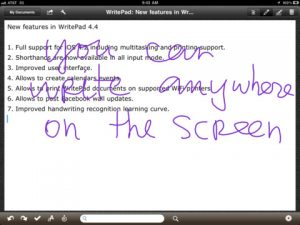mzl.ipagebdj.480x480 75 300x225 WritePad for iPad App Review: Advanced Handwriting Recognition?